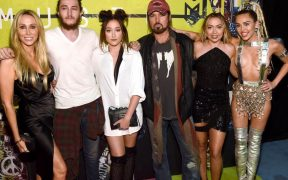 day in the life of tish cyrus promote