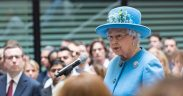 Queen Elizabeth II 2015 HO4