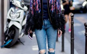 how to wear heels with jeans 18 1
