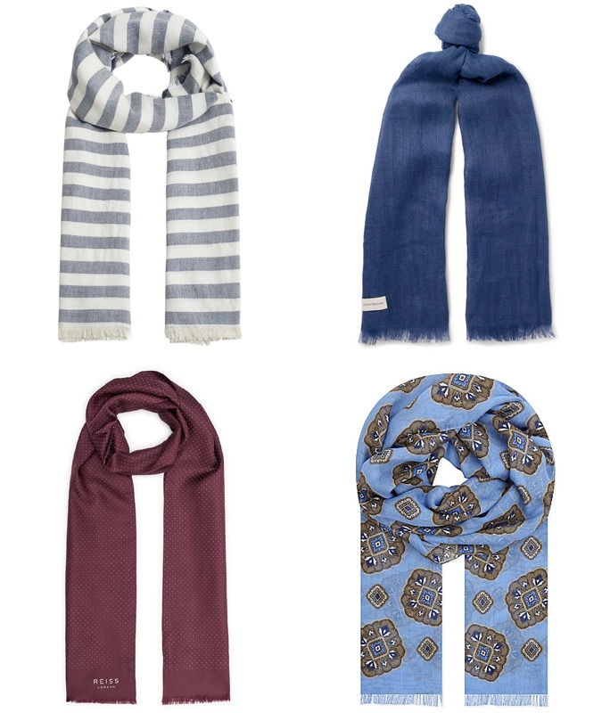 5 stylish ways to wear a scarf in summer without overheating 1