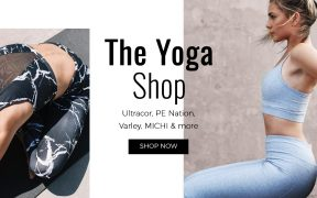 SupperBanners YogaShop