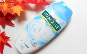 1533392349 Palmolive Naturals White Milk Body Wash Review