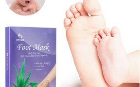 baby foot peel mask