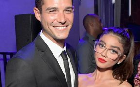 rs 600x600 180915082236 600 wells adams sarah hyland pre emmys party 091418