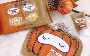 pumpkin skin care l
