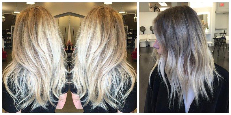 20 Gorgeous Layered Haircuts for Long Hair Girls Long Messy Wavy Hair