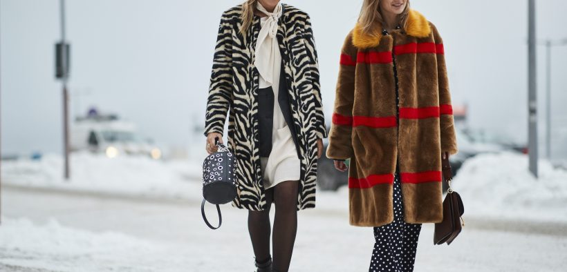23 Statement Coats to Break Out of Your Black Jacket Rut