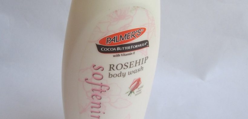 1543680580 Palmers Softening Rosehip Body Wash Review