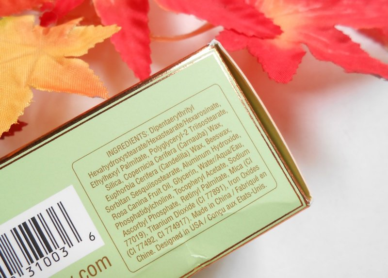 Pixi By Petra Correction Concentrate ingredients