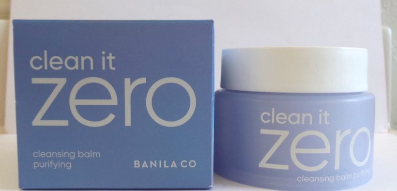 Banila Co Clean It Zero Cleansing Balm Purifying Review