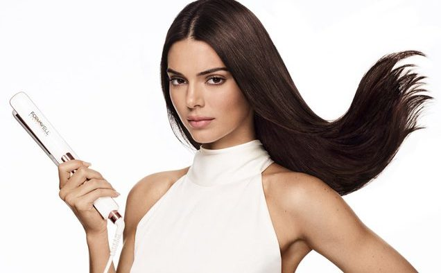 Kendall Jenner Fronts a New Line of Professional Hair Tools