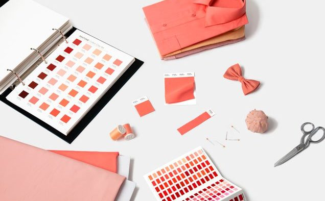 The Pantone Color of the Year for 2019 Is Living Coral
