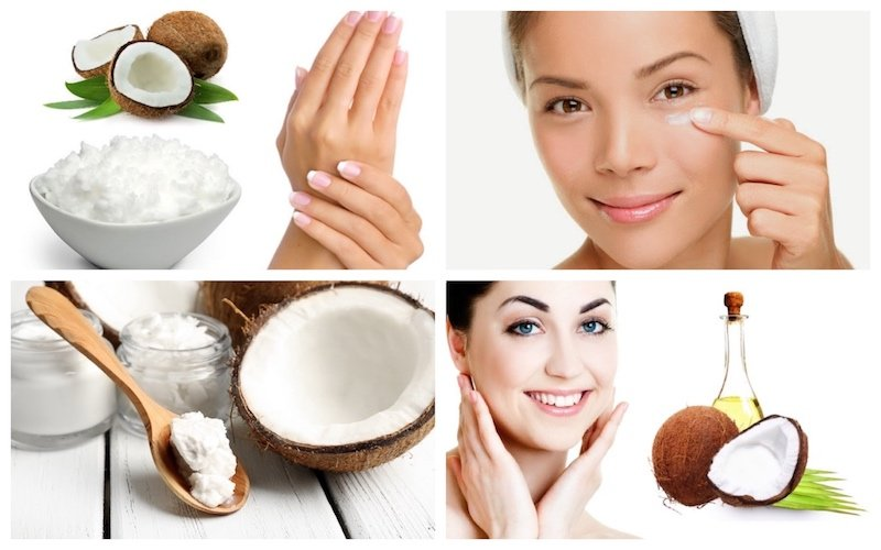 Ok to Put Coconut Oil on your Face