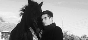 Model horseman