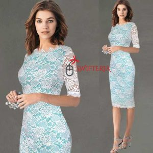 Womens Elegant Sexy Lace Crochet Hollow Out