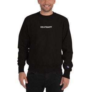 heat mapp clothing black