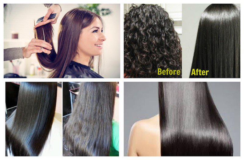 Permanently Straighten your Hair