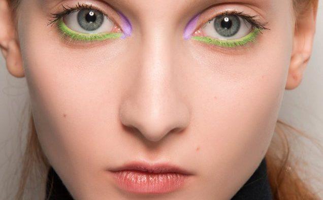 green makeup l