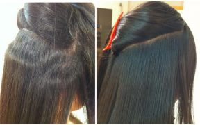japanese hair straightening x