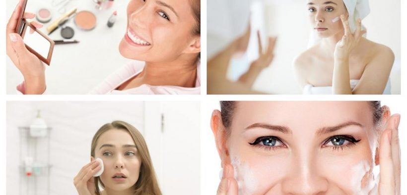 Remove Makeup from Pores