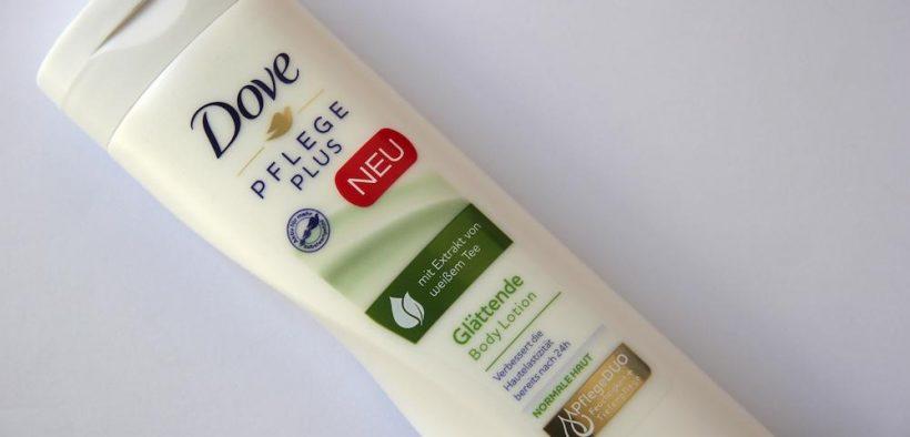 Dove Body Lotion White Tea Review