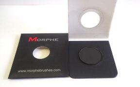 Morphe Single Eyeshadow ES Coal Review