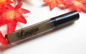 NYX Lid Lingerie Matte Eye Tint Oh So Fine Review