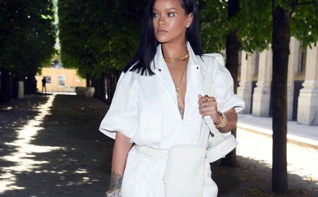 Rihanna Fenty. landscape cropped