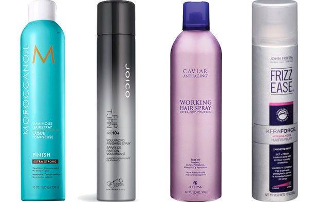 best hairsprays