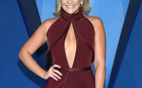 rs x lauren alaina cmas awards