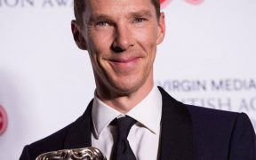 rs x Benedict Cumberbatch BAFTA TV Awards LT GettyImages