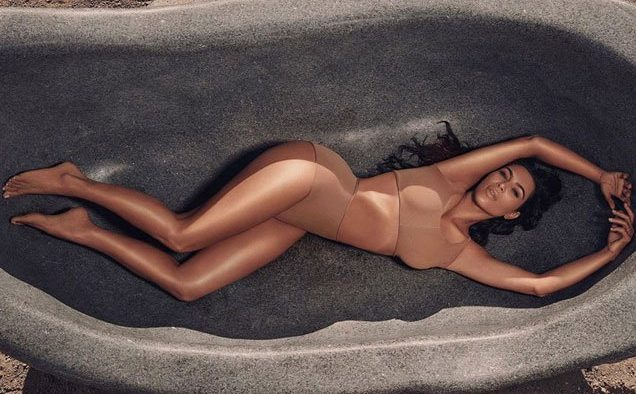 KKW Body Collection L