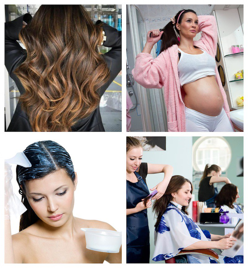 Can I Get my Hair Dyed During Pregnancy
