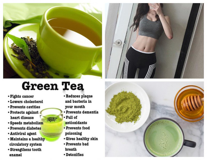 If you Drink Three Cups of Green Tea Per Day This is What Would Happen