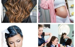 hair dye pregnancy