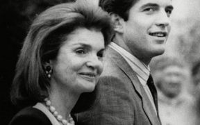rs x JFK Jr Jackie JR