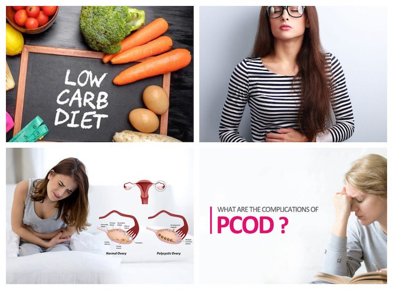 How Low Carb Diet helps with PCOS