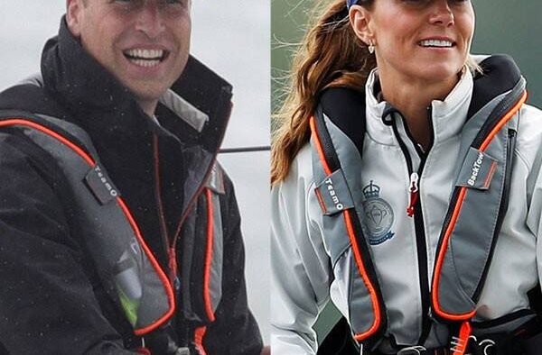 rs x Prince William Kate Middleton Kings Cup Regatta LT PAWire