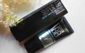 Maybelline Super BB Moist Matte Cream SPF Review