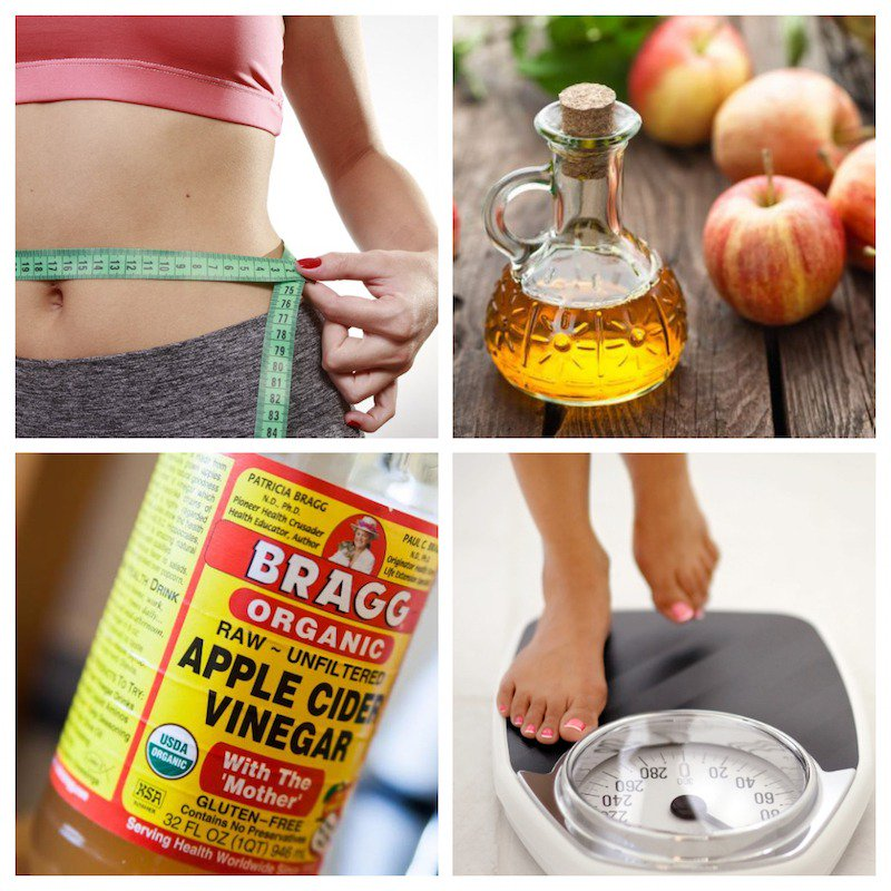 How Apple Cider Vinegar Helps in Weight Loss