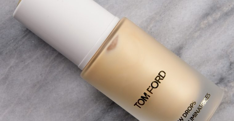 tom ford beauty reflects gilt product