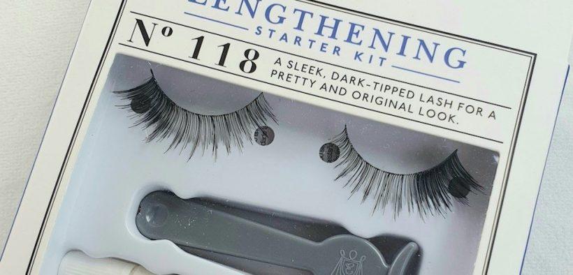 Eylure Lashes Lengthening Starter Kit No Review