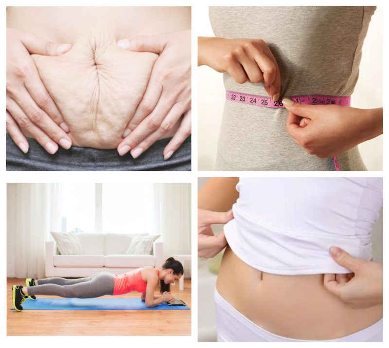 Ways to Tone Back After Weight Loss