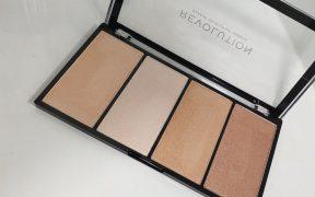 Makeup Revolution Reloaded Lustre Lights Warm Review
