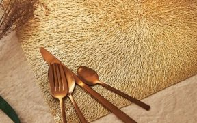 Zara Home Resin Thread Placemat landscape cropped