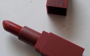 CE Mood Recipe Matte Lip Color Smoked Rose Review