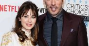 rs x x Zooey Deschanel and Jonathan Scott gj