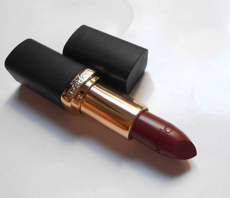 Loreal Color Riche Matte Lipstick Rosewood Forest full