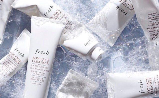 Fresh Soy Face Cleanser landscape cropped
