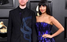 rs x James Blake and Jameela Jamil